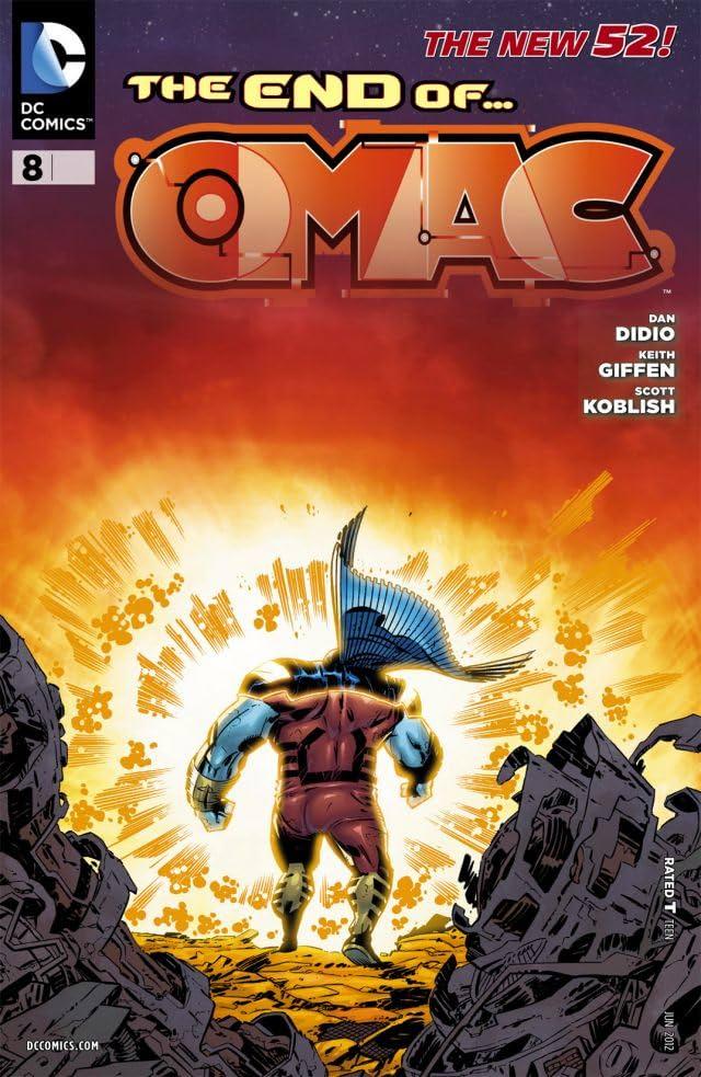 OMAC (2011-2012) #8