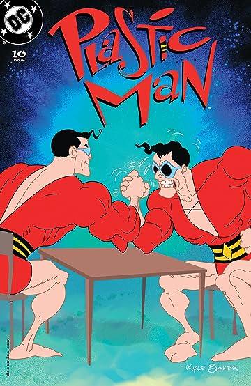 Plastic Man (2003-2006) #10