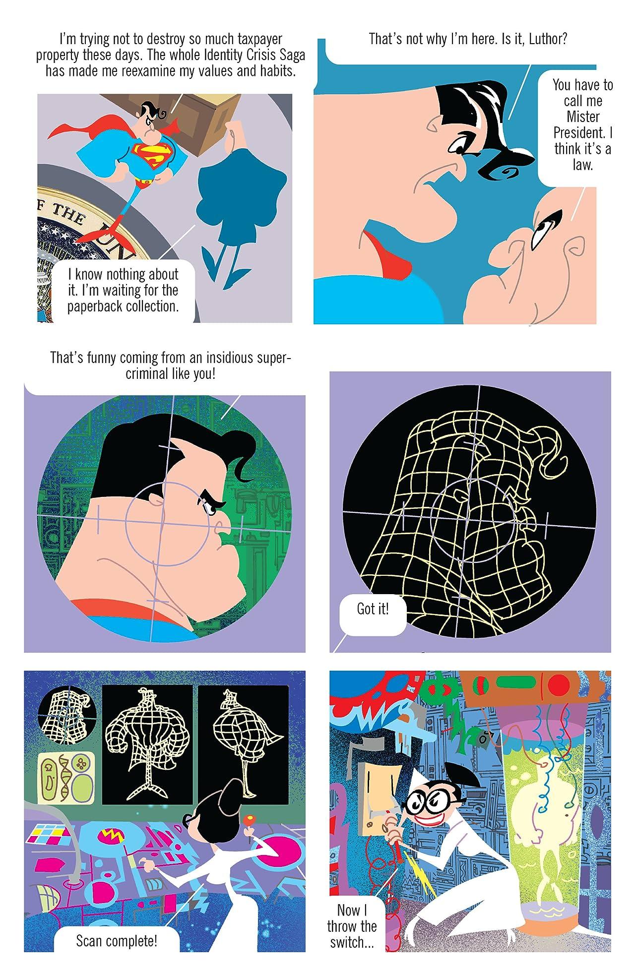 Plastic Man (2003-2006) #11