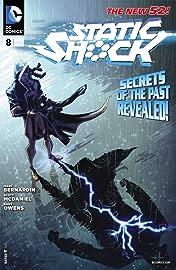 Static Shock (2011-2012) #8