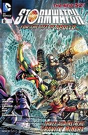 Stormwatch (2011-2014) #8