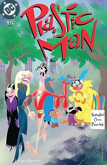 Plastic Man (2003-2006) #15