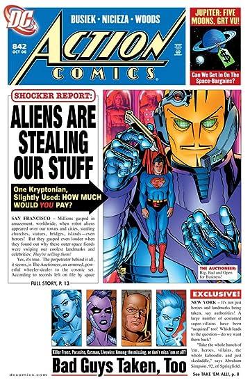 Action Comics (1938-2011) #842