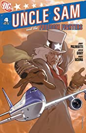 Uncle Sam and the Freedom Fighters (2006-2007) #4