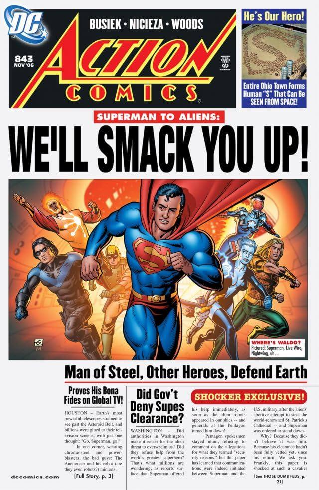 Action Comics (1938-2011) #843