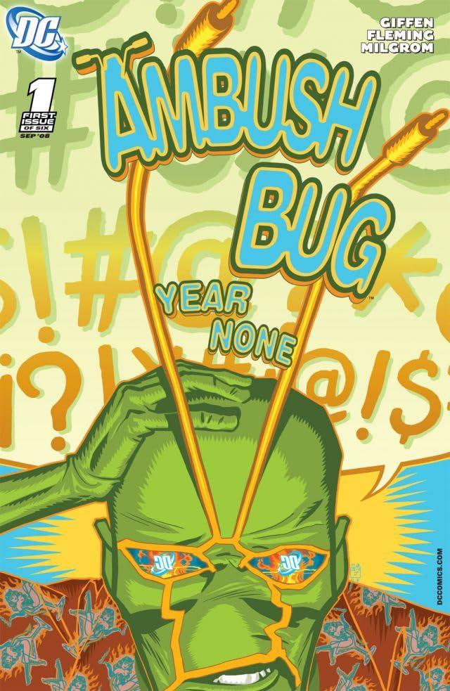 Ambush Bug: Year None #1