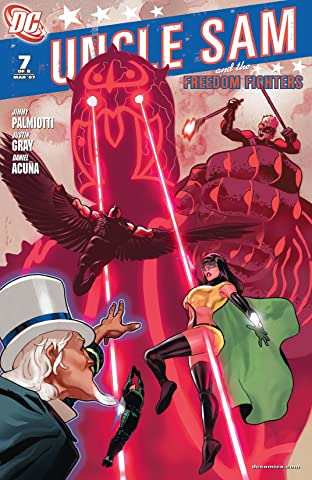 Uncle Sam and the Freedom Fighters (2006-2007) #7
