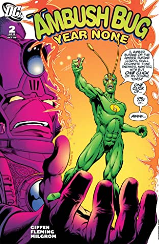 Ambush Bug: Year None #2 (of 6)