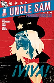 Uncle Sam and the Freedom Fighters (2007-2008) #1