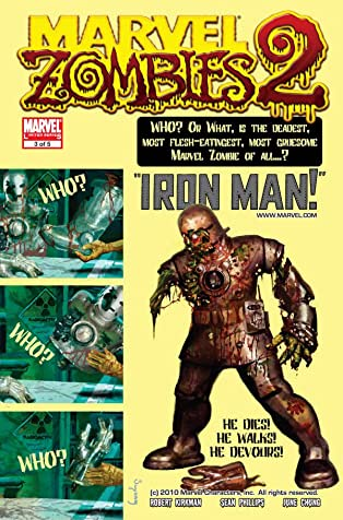 Marvel Zombies 2 #3 (of 5)