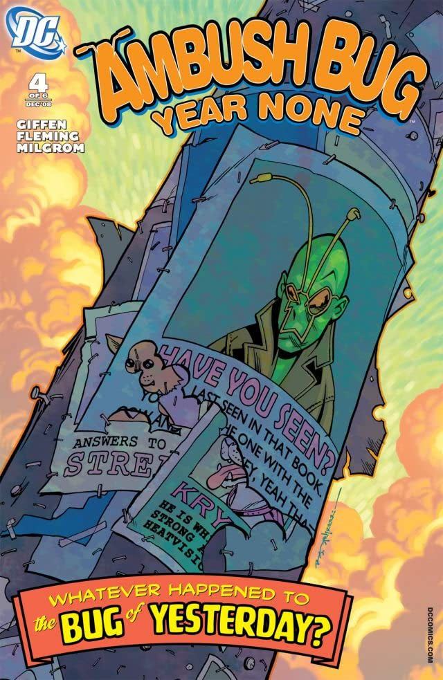Ambush Bug: Year None #4 (of 6)