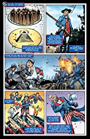 Uncle Sam and the Freedom Fighters (2007-2008) #4