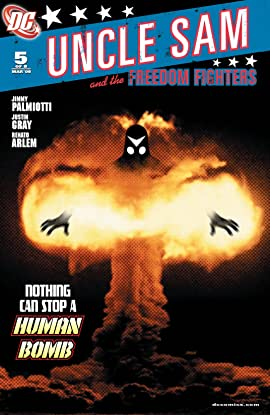 Uncle Sam and the Freedom Fighters (2007-2008) #5