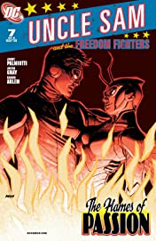 Uncle Sam and the Freedom Fighters (2007-2008) #7