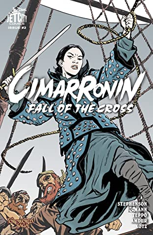 Cimarronin: Fall of the Cross #2