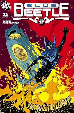Blue Beetle (2006-2009) #22