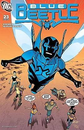 Blue Beetle (2006-2009) #23