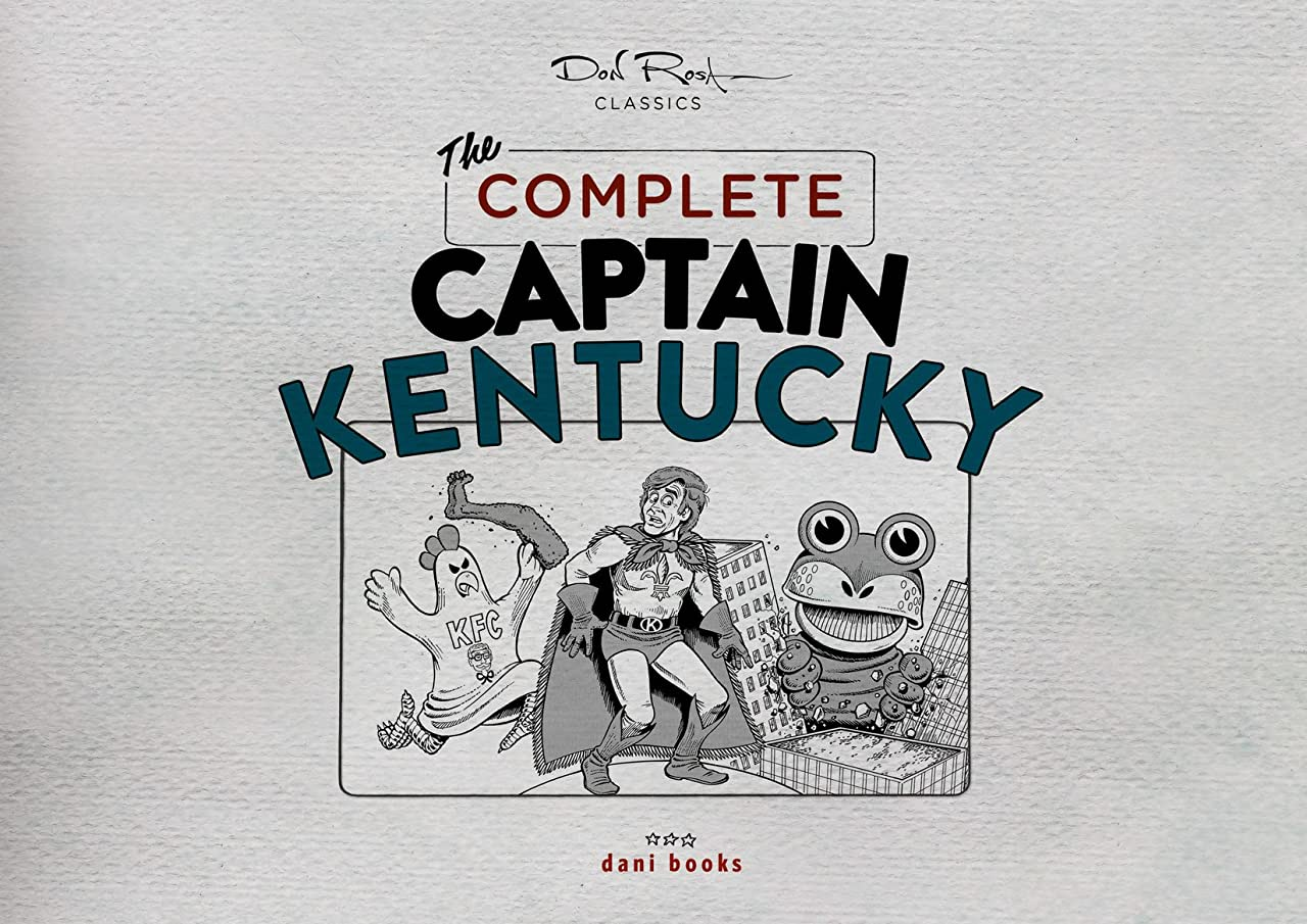 The Complete Captain Kentucky