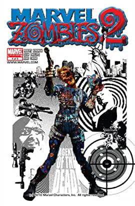 Marvel Zombies 2 #4 (of 5)