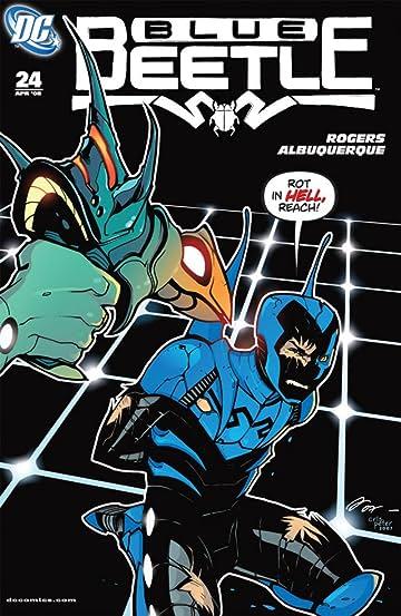 Blue Beetle (2006-2009) #24
