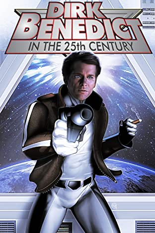 Dirk Benedict in the 25th Century