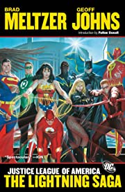 Justice League of America (2006-2011) Tome 2: The Lightning Saga