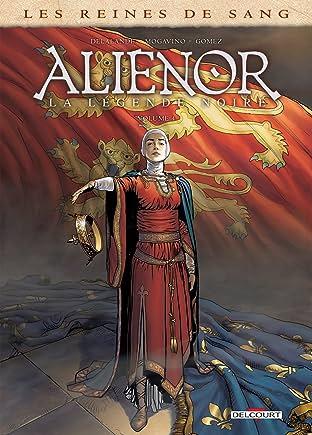 Les Reines de sang - Aliénor, la Légende noire Vol. 4