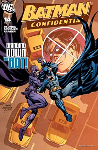 Batman Confidential (2006-2011) #14