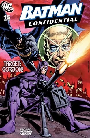Batman Confidential (2006-2011) #15