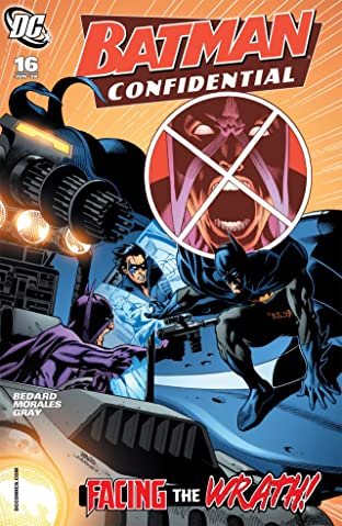 Batman Confidential (2006-2011) #16