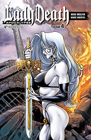 Lady Death: Apocalypse #4