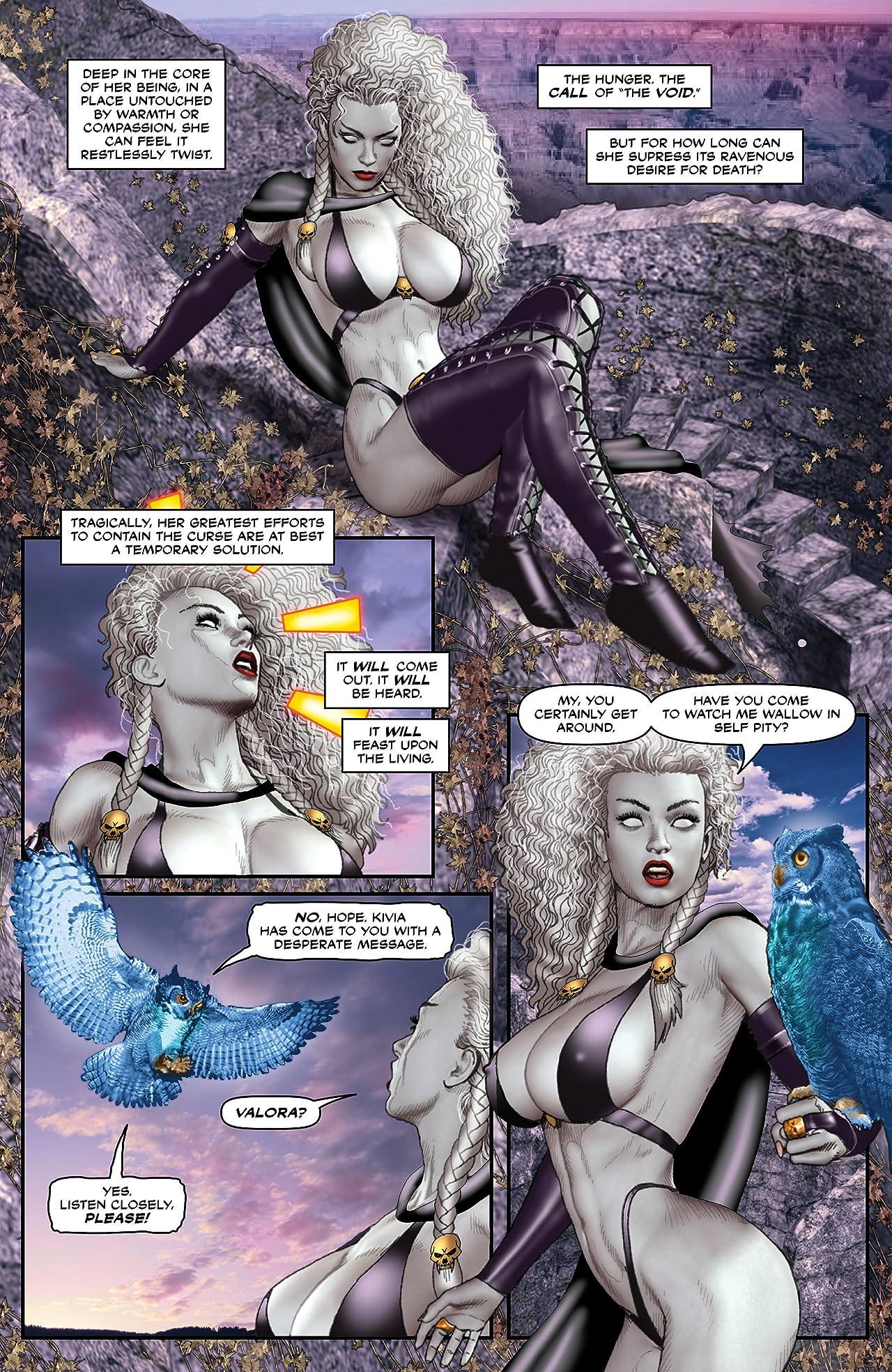 Lady Death: Apocalypse #4