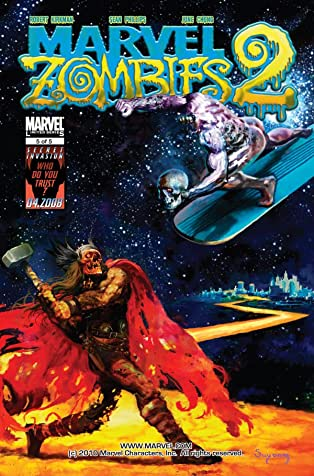 Marvel Zombies 2 #5 (of 5)