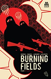 Burning Fields #4