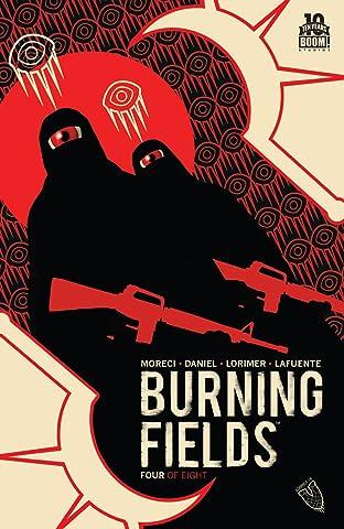 Burning Fields #4