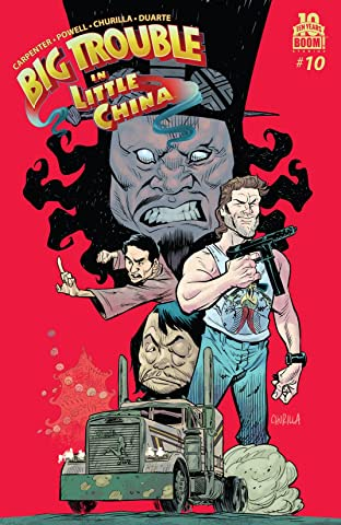 Big Trouble in Little China #10