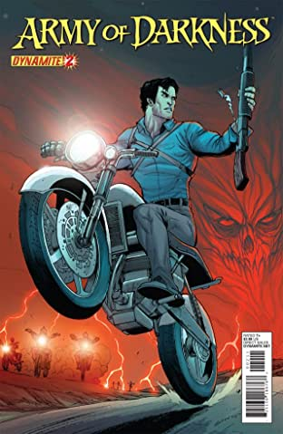 Army of Darkness: Ongoing No.2