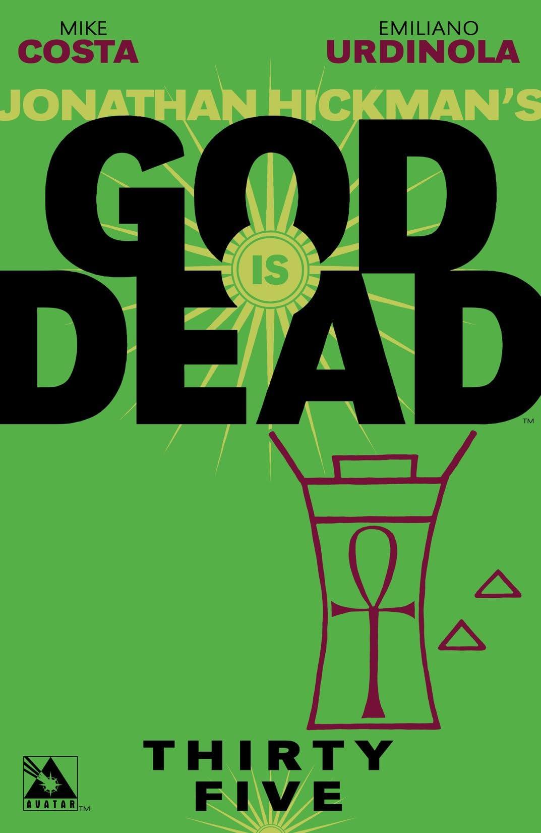 God is Dead #35
