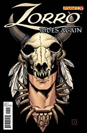 Zorro Rides Again #9 (of 12)