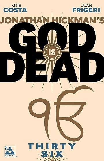God is Dead #36