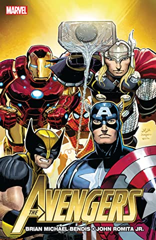 Avengers By Brian Michael Bendis Tome 1
