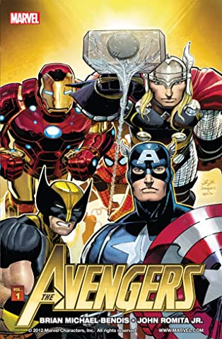 Avengers By Brian Michael Bendis Vol. 1