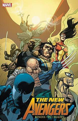 New Avengers Tome 6: Revolution