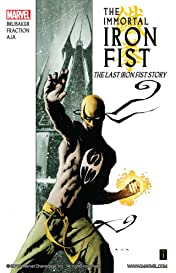Immortal Iron Fist Vol. 1: The Last Iron Fist Story