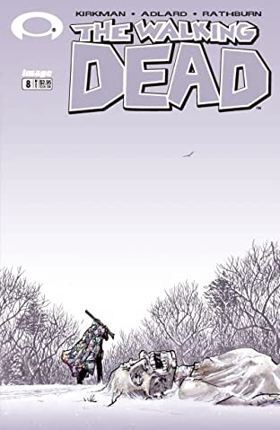 The Walking Dead No.8