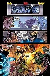 Black Panther (2005-2008) #8