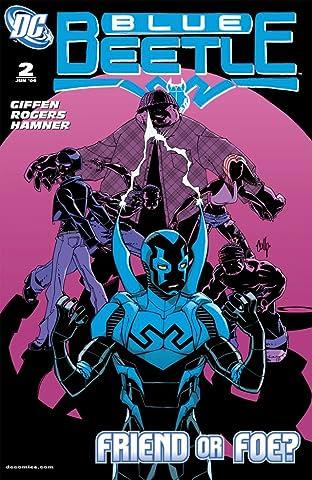 Blue Beetle (2006-2009) #2