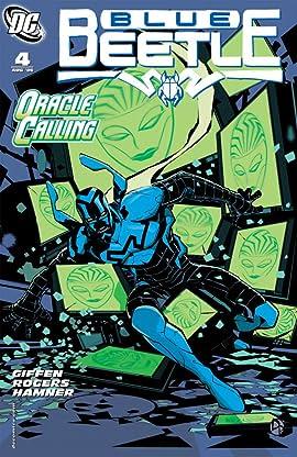 Blue Beetle (2006-2009) #4