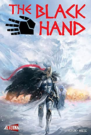 The Black Hand #4