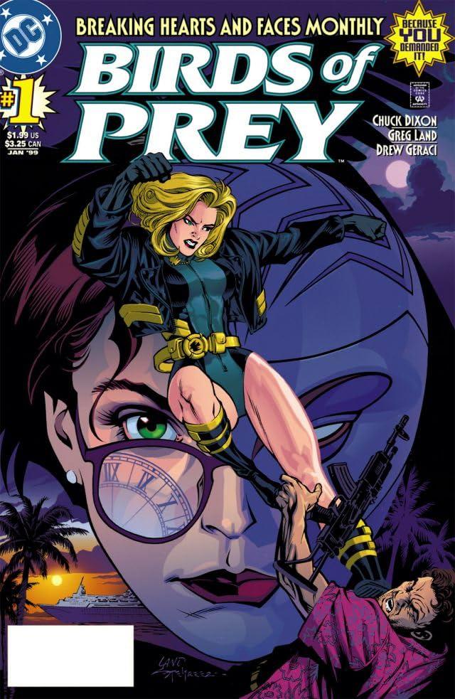 Birds of Prey (1999-2009) #1